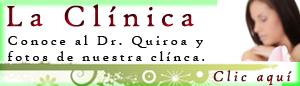 Clínica Quiroa - Listado de cirugías plásticas en Guatemala
