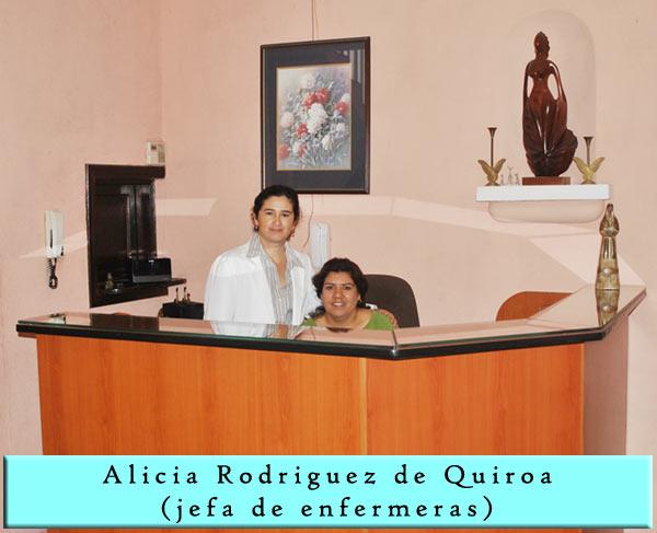 Staff Clínica Quiroa - Cirugía plástica en Guatemala